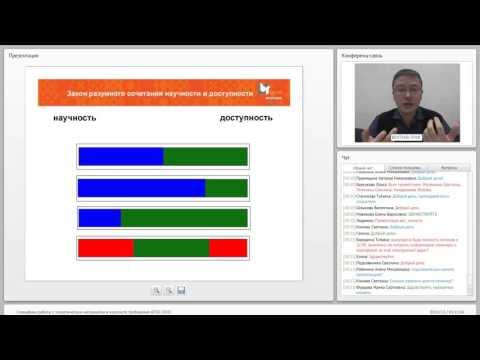 Специфика работы с теоретическим материалом в контексте требований ФГОС