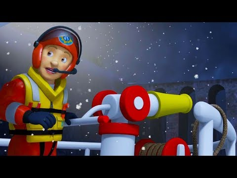 Fireman Sam New Episodes   Record Breakers - Fireman Penny saves the day! 🔥 Cartoons for Children