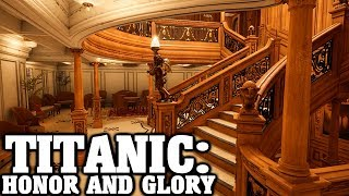 Titanic: Honor and Glory [No Commentary] [1440p] [60fps]
