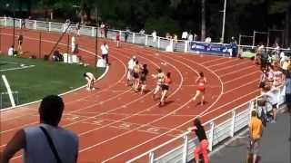 preview picture of video '400m - Sara - Meeting du Val de Marne - 22/06/2014'