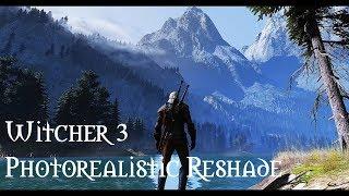 Witcher 3 Extreme modded  Phoenix lighting mod  Photorealistic Reshade