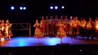 preview picture of video 'Folklore de Russie Confolens 2012.MOV'
