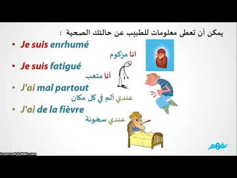 Alors …Qu'est-ce qui ne va pas? - اللغة الفرنسية - للثانوية العامة - المنهج المصري - نفهم