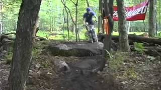 24hr of Big Bear (WV) from 2005 the 1st year at this location...... some good carnage. Wow equipment has changed, still stoked!!