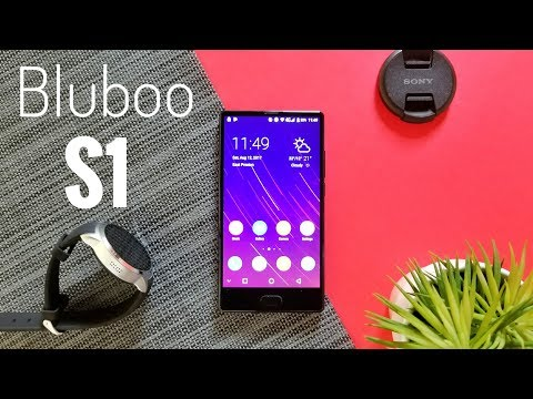 Bluboo S1 Bezel-Less Smartphone REVIEW – Is this worth $160?