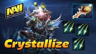 Crystallize Medusa - Natus Vincere Carry - Dota 2 Pro Gameplay