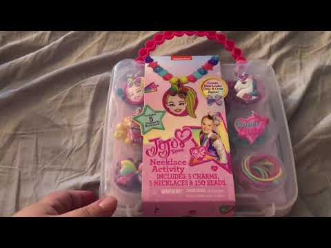 Tara Toy JoJo Necklace Activity Set