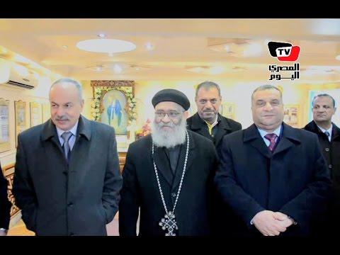 مدير أمن بورسعيد يقدم التهاني باحتفالات رأس السنة: «عيد لكل المصريين»