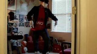 CHRIS BROWN ERASED JABBAWOCKEEZ FREESTYLE