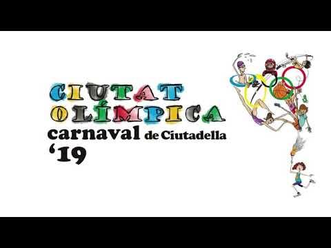 2019 carnaval los disfraces de lo juegos olímpicos