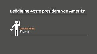 De dag van Trump in 5 stappen - RTL NIEUWS