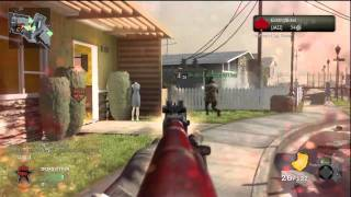 Call Of Duty Black Ops Demolition Nuketown 862 AK47 Dual Mags