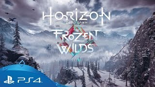 Horizon Zero Dawn: The Frozen Wilds | The Cut | PS4