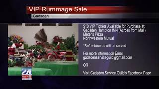 Annual Gadsden Service Guild Rummage Sale