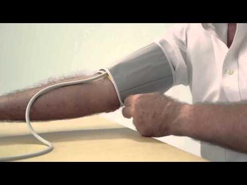 Αρτηριακή πίεση κατά τη διάρκεια επίπεδο του στρες της άσκησης