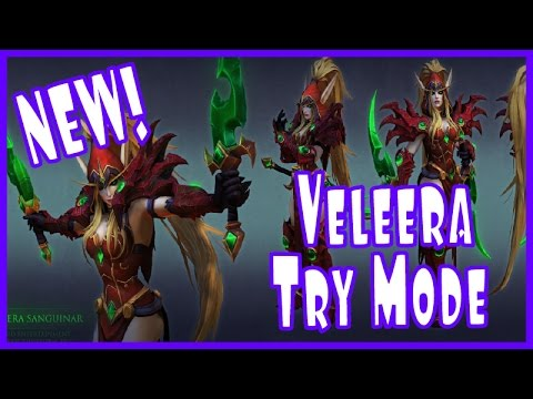 Tring Out Valeera - My Thoughts and First Impressions