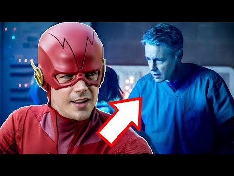 Caitlin's Father REVEALED! What does THIS Mean? - The Flash Season 5