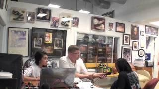 Jim Dabbelt Show - Kelsey Mitchell basketball player 2014