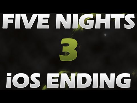 five nights at freddy's 3 ios download