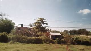 preview picture of video 'Driving through Mayari Holguín cuba'