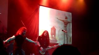Avalanch - In the name of god  (Madrid 03/03/12)