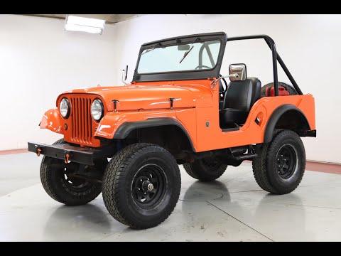 1968 Jeep CJ (CC-1423899) for sale in Denver , Colorado
