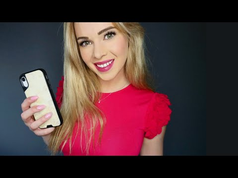 ASMR Relaxing Phone Store Experience📱💤 (Ear to Ear Whispers and Personal Attention)