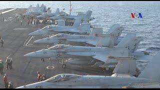 Mỹ gia tăng can thiệp quân sự ở Syria