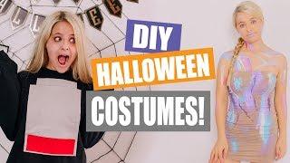 Easy DIY Halloween Costumes For Teens 2018!