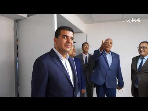 العرب اليوم - شاهد:رئيس فريق المولودية يعلن إعادة افتتاح الملعب الشرفي في وجدة بعد تجديده