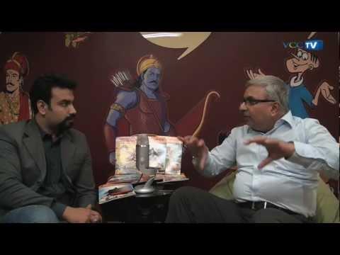 Amar Chitra Katha CEO Vijay Sampat on biz restructuring, foray into digital media & more