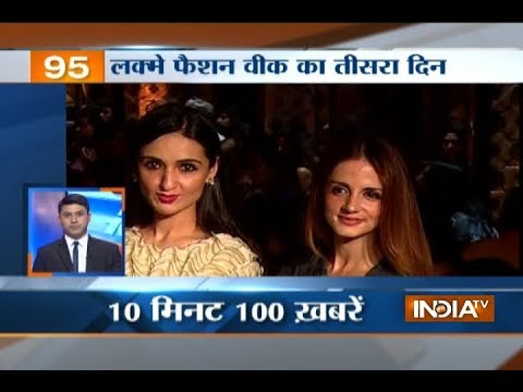 News 100 | 19th August, 2017 - India TV