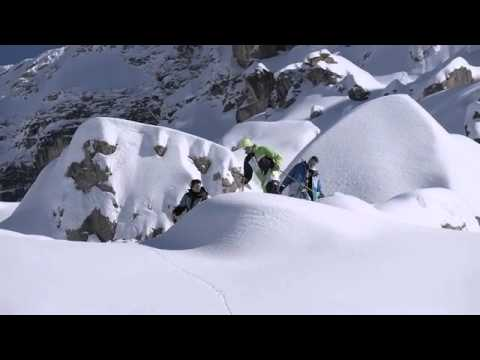 Session Freeride & Peuf au Sauze - Super Sauze