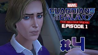 """FLASHBACK"" Guardians of the Galaxy: The Telltale Series: Episode 1 - Gameplay Walkthrough (Part 4)"