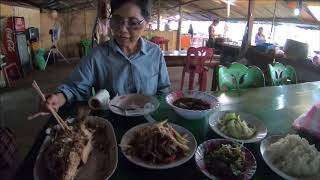 ตะลอนไปใน Vietnam EP16:ฮอดเมืองคำเกิด  คิดฮอดอาหารลาวหลาย ตำหมากหุ่ง ลาบหมู แกงหน่อไม้ ปิ้งปลา