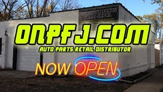 NOW OPEN - Overnight Parts From Japan Auto Parts Store - Kalamazoo MI USA