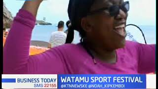Watamu annual sports festival come to an end attracting tourists all over the world
