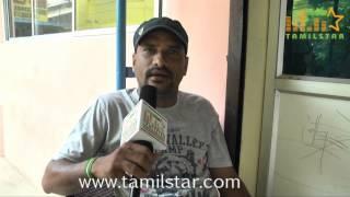 Cinematographer Basker at Laddukkulla Boondhi Boondhi Movie Press Meet
