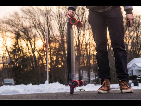 Inboard M1 Electric Longboard Review