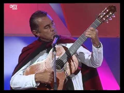 Los Chalchaleros video Zamba para decir adiós - Estudio CM 1996