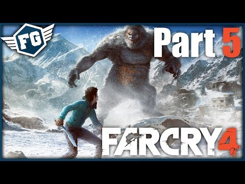 HURK A HIMÁLAJE - Far Cry 4 #5