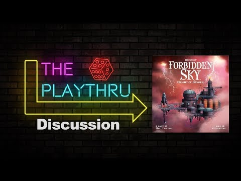 The PlayThru Reviews Forbidden Sky