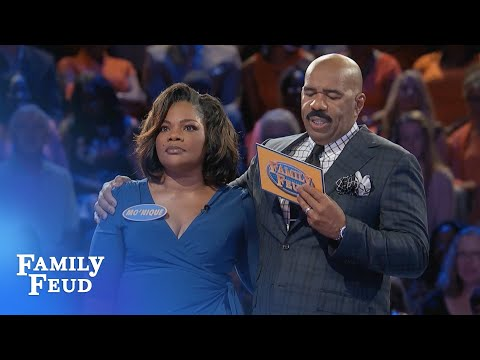 team talbert make it a very merry almost christmas episode family feud play