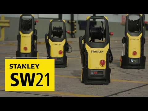 Stanley 145Bar 2100W High Pressure Washer SW21