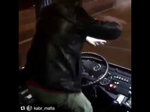 Водителя автобуса Нальчик-Москва уволили за лезгинку за рулём