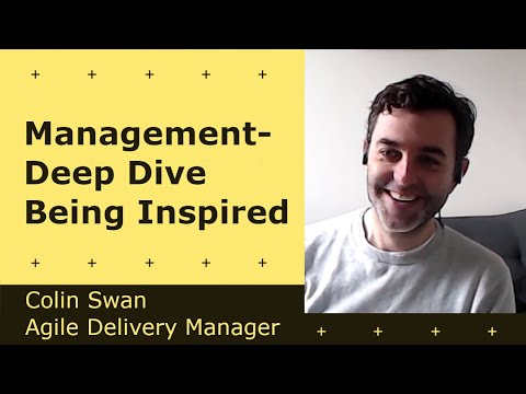 Cover Image for Project and Delivery Management Deep Dive - Colin Swan | Snr Agile Delivery Manager