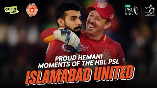 Islamabad United's Journey - Proud Hemani Moments of the HBL PSL V