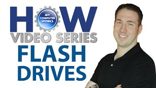 Flash Drives: How They Work And How To Use Them!