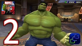Marvel Contest Of Champions Android Walkthrough - Part 2 - Act 1, Chapter 1, 2. The Prize