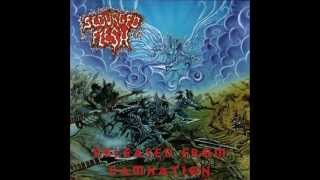 Scourged Flesh - Resurrection Day (Christian Thrash/Death Metal)